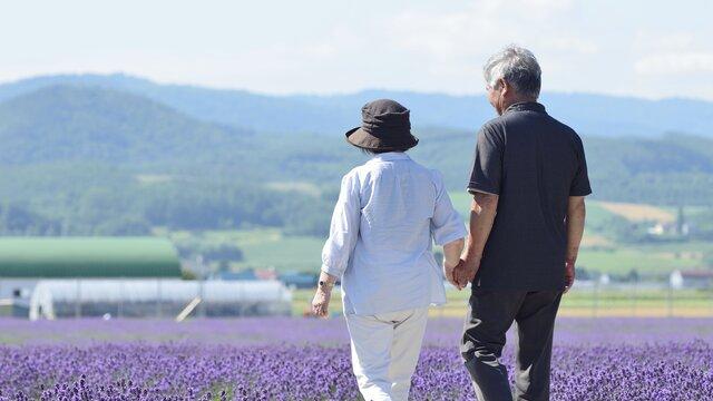 Das lange Leben der Japanerinnen