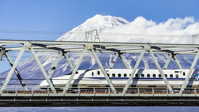 Der Business-Shinkansen