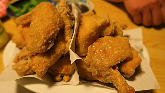 Zangi: Frittiertes Hühnchen in Hokkaido