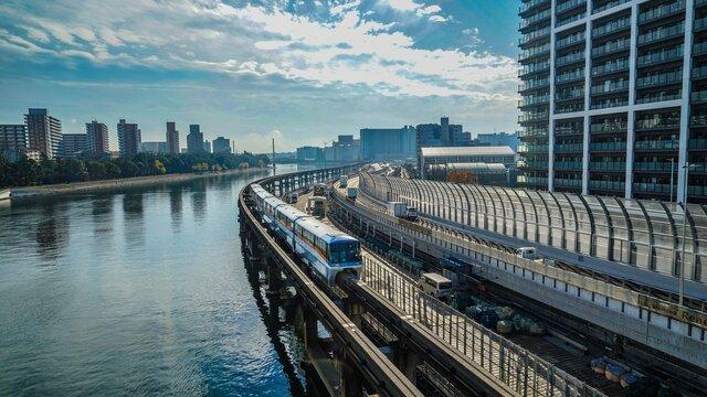 Die Geschichte der Tokyo-Monorail