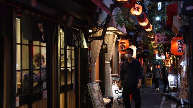 Tokio wagt die Normalität