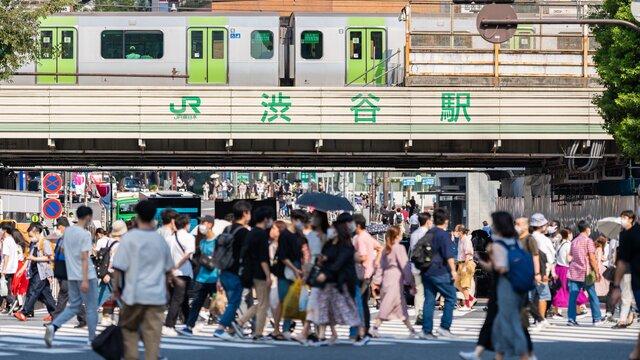 Der grosse Umbau der Yamanote-Linie