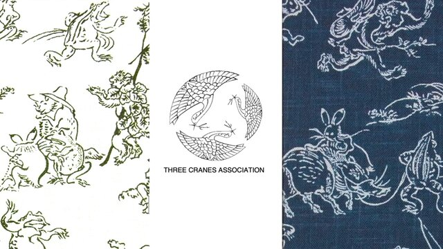 Kazu Three Cranes