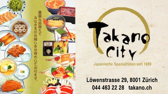 Takano City