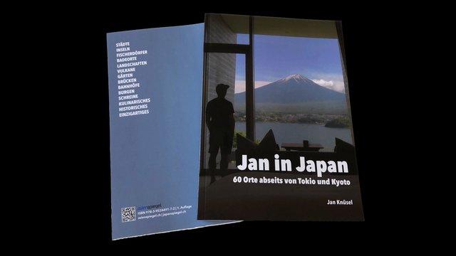 Jan in Japan – 60 Orte