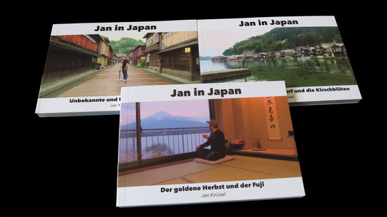 Jan in Japan 1 bis 3