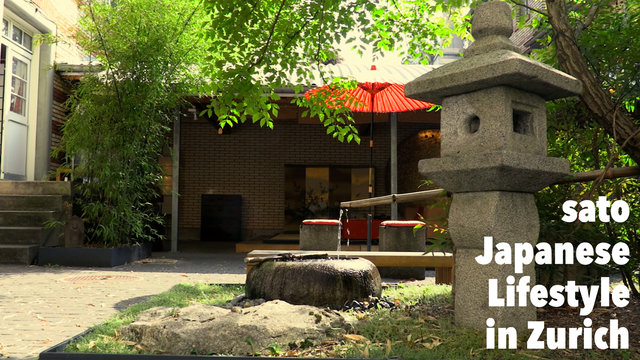 sato: Japanische Wohnkultur, Swiss Made