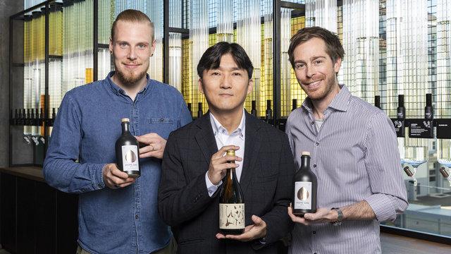 Brandneu: Mame San – Der Sake Flavoured Vodka von shizuku