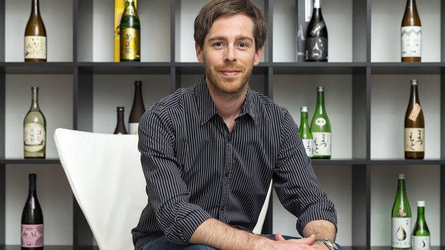 shizuku: Der Schweizer Sake-Experte