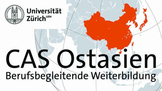 CAS Ostasien @ Universität Zürich