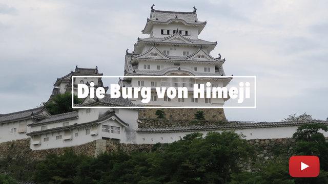 Die Burg von Himeji: 11 Ansichten