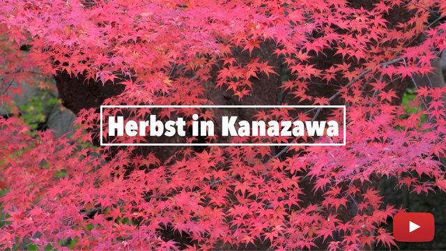Herbst in Kanazawa