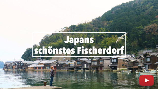 Ine: Japans schönstes Fischerdorf
