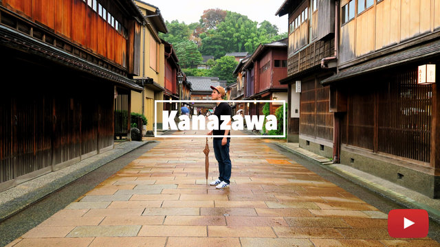 Kanazawa:  Meine Lieblingsstadt in Japan