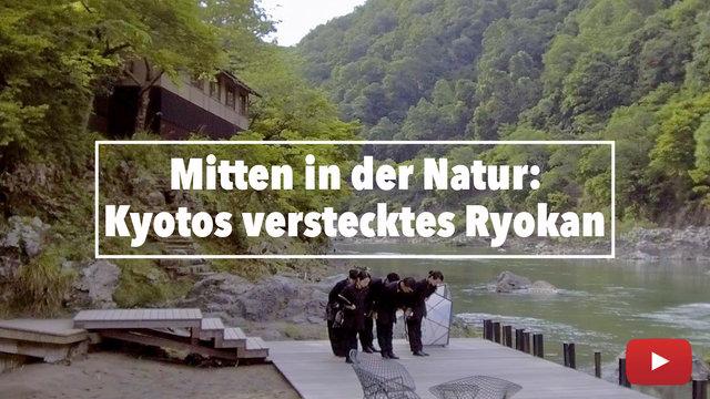 Kyotos verstecktes Ryokan