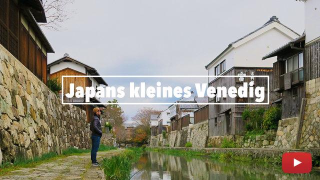 Omihachiman: Japans kleines Venedig